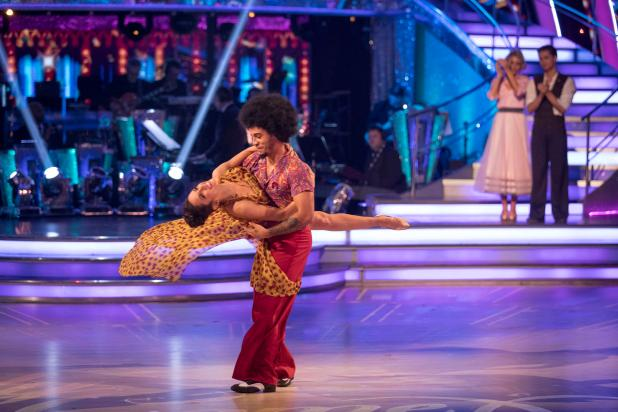 Aston's paso was awarded two tens last week
