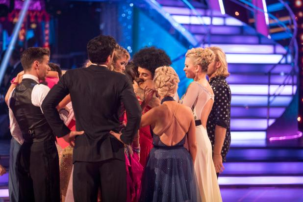 Aston's elimination left everyone stunned - including his competitors and the audience at home