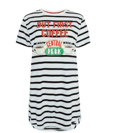 Primark is also selling a £5 Central Perk nightshirt