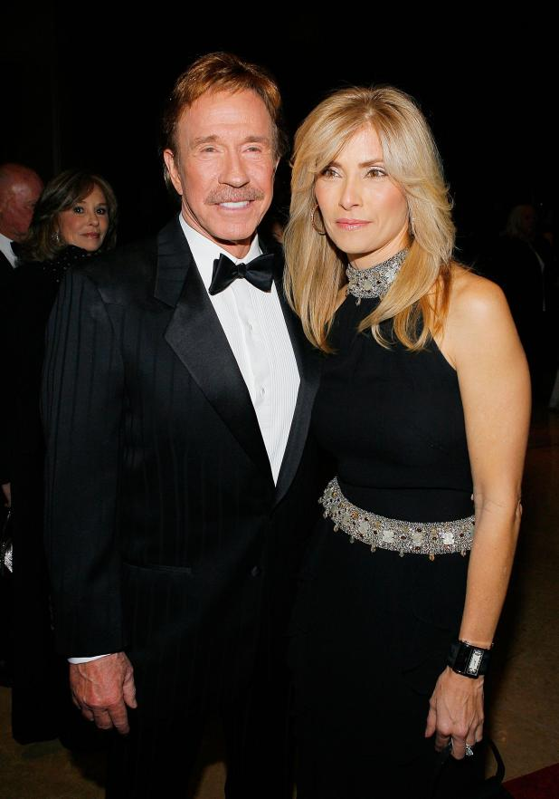 Chuck Norris and his wife Gena believe she was poisoned by an injection she received before an MRI scan