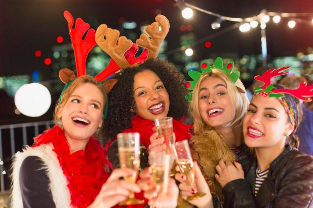 From your outfit to the food and the entertainment, this is our ultimate Christmas party guide