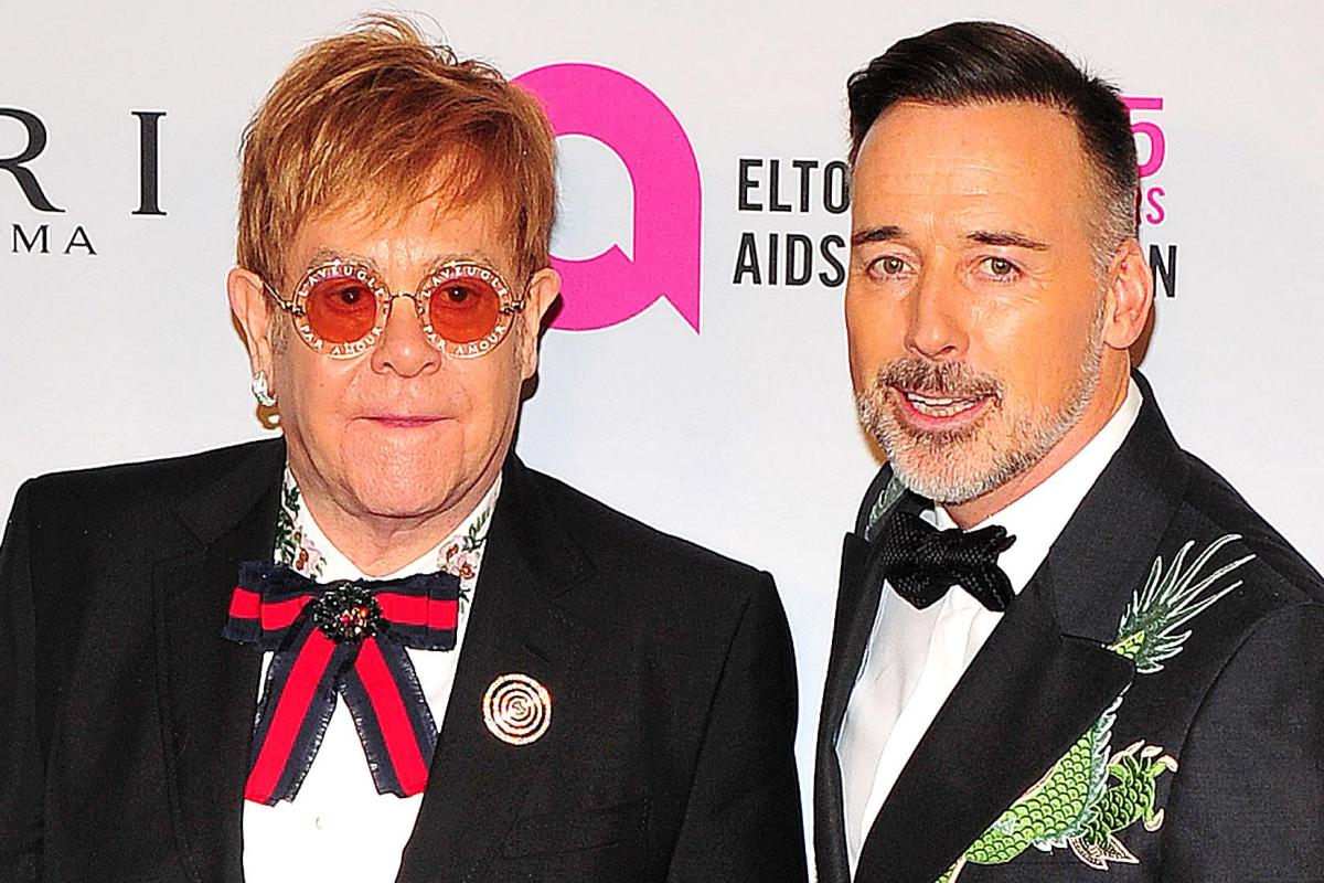 4238cac95 Elton John's husband David Furnish has been brutally honest about Rocketman  - here's what he said and when the couple met