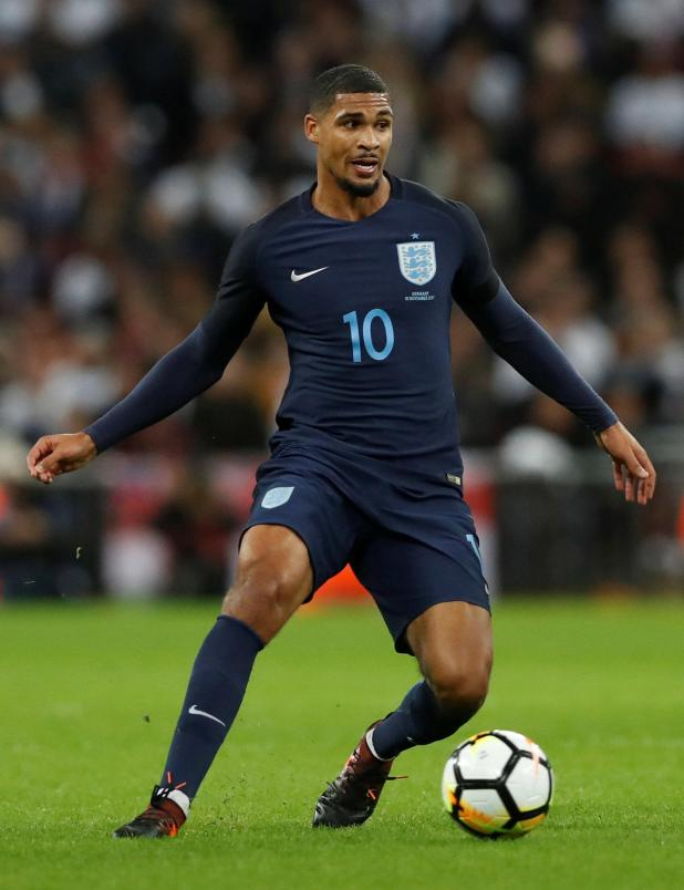 nintchdbpict0003661076231 - Ruben Loftus-Cheek runs the show for England against Germany at Wembley as rookies stake World Cup claim