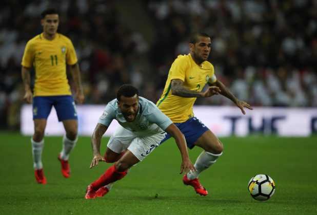 nintchdbpict000366918397 e1510692703656 - England 0 Brazil 0: Three Lions held to another goalless draw as Gareth Southgate's men struggle against Samba stars