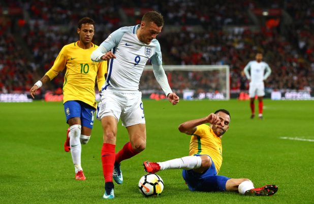 nintchdbpict000366923605 e1510692759126 - England 0 Brazil 0: Three Lions held to another goalless draw as Gareth Southgate's men struggle against Samba stars