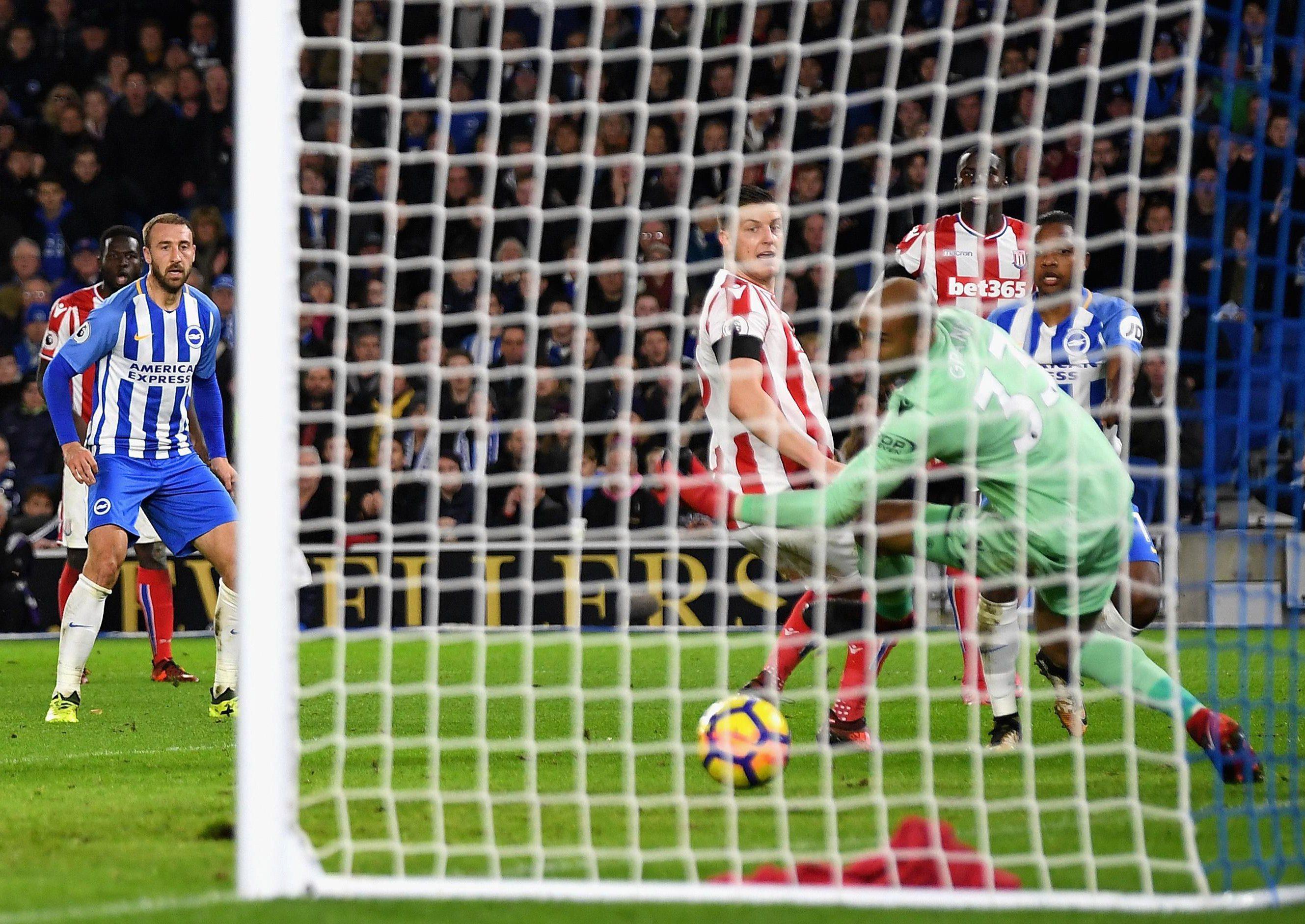 Jose Izquierdo scored a vital equaliser for the home side