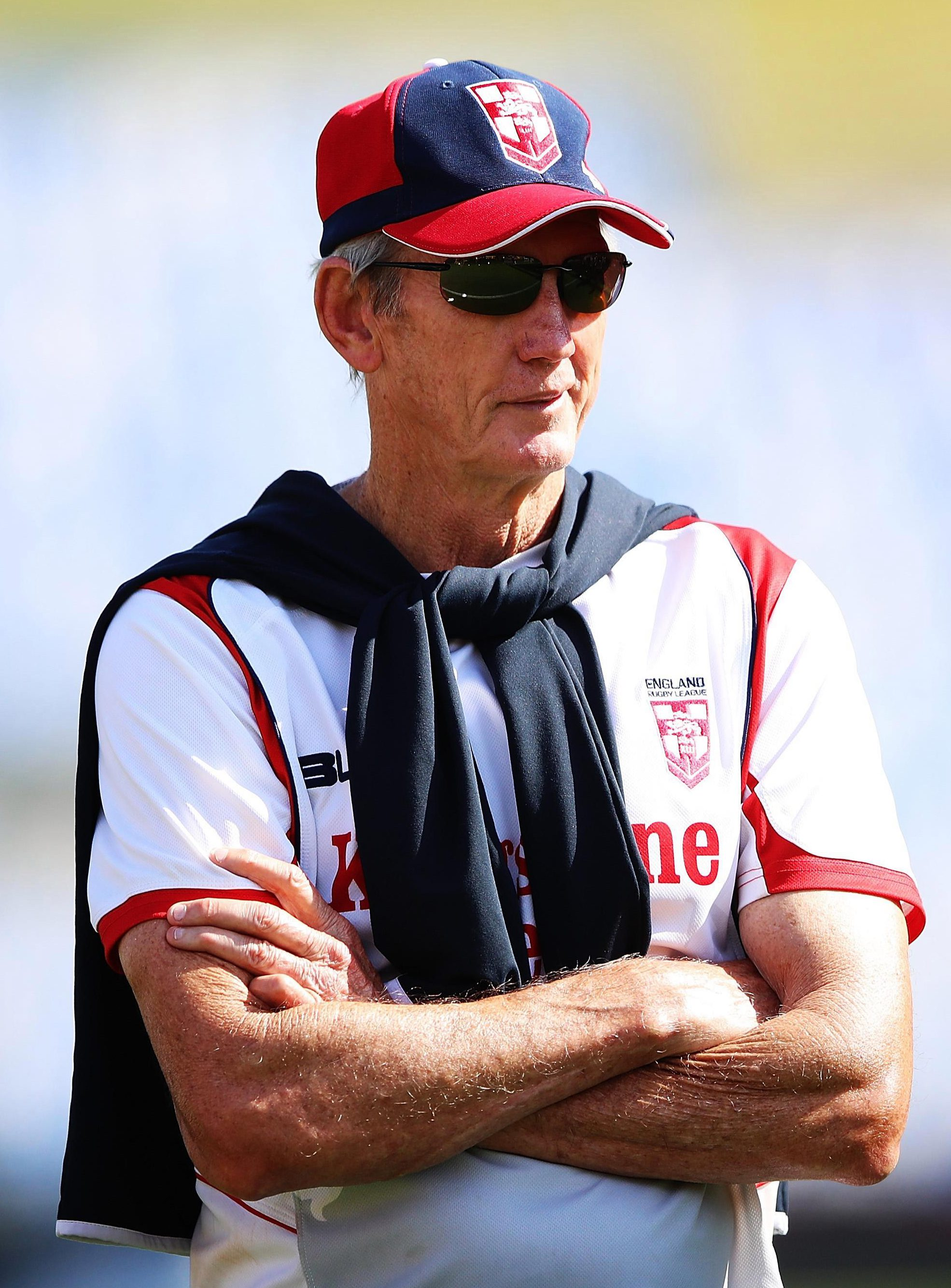 Wayne Bennett names England's squad to face France and New Zealand today
