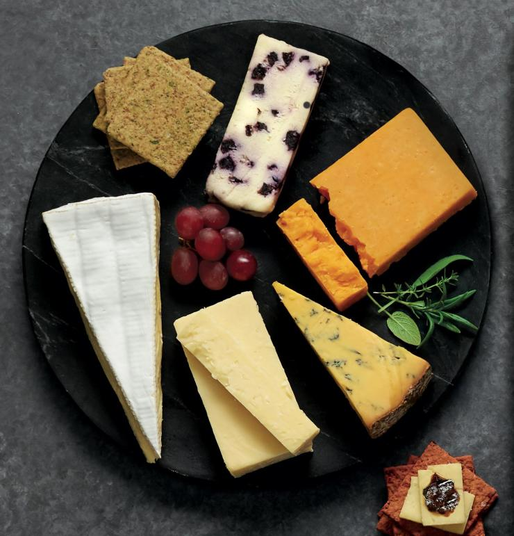 There's no pairing quite like cheese and port