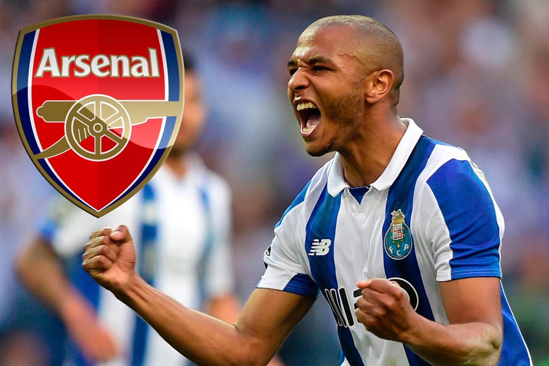Arsenal transfer news Gunners plot move for Porto s Yacine