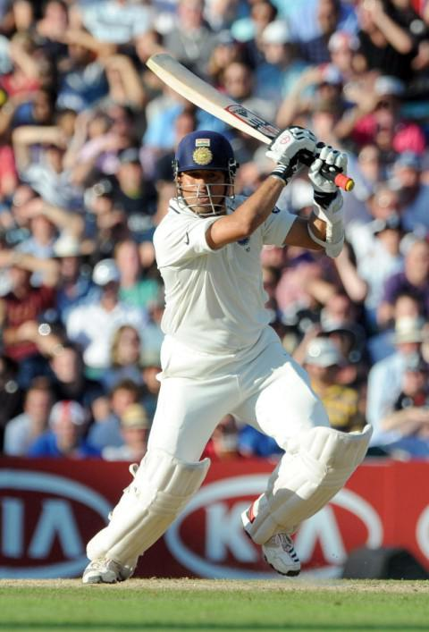 India great Sachin Tendulkar is the man to beat
