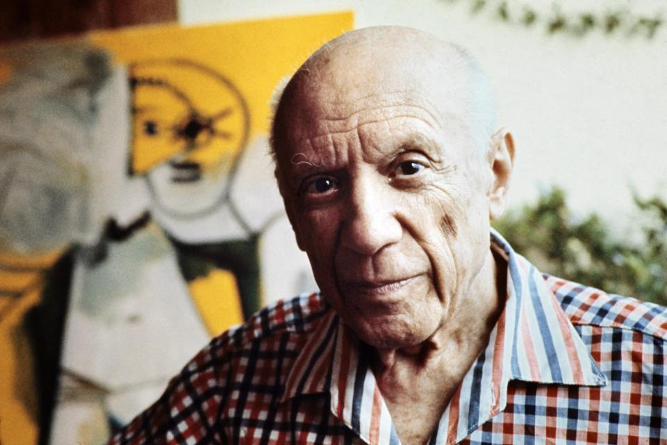 Pablo Picasso is one of the artists Joe Lewis loves