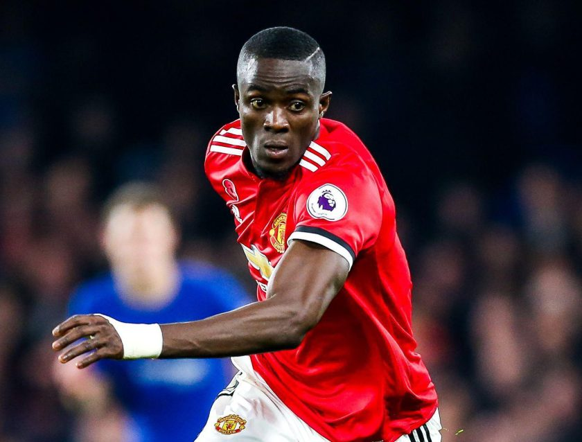 Резултат со слика за Eric Bailly: Man Utd boss Jose Mourinho says defender's ankle injury is 'serious'