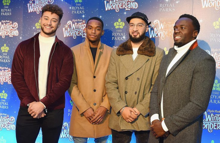 Rak-Su have all said that relationships were not their focus as they enter their career in the music industry