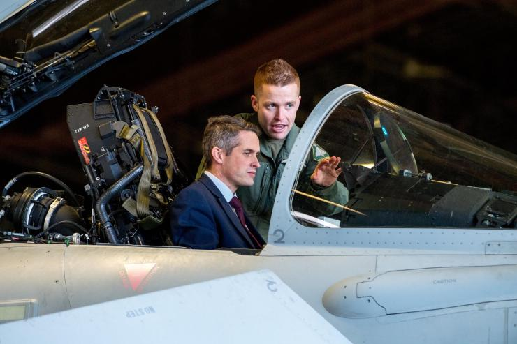 UK defence minister Gavin Williamson has vowed to stop the murderous traitors from returning to the UK