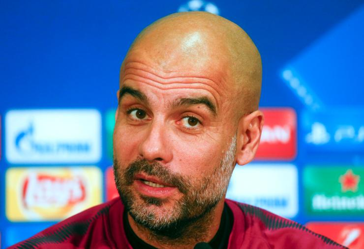 Manchester United won't be able to out-pass Pep Guardiola's side