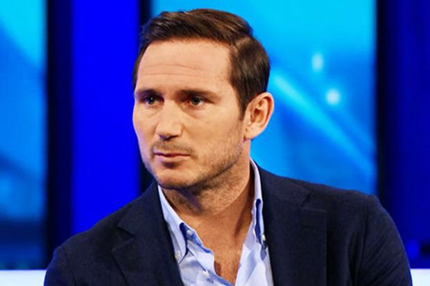 Frank Lampard stuck the boot into Tiemoue Bakayoko after Atletico Madrid draw