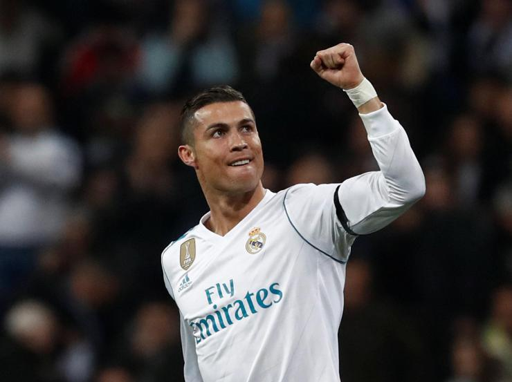 Cristiano Ronald snared a pair of Champions League records against Dortmund
