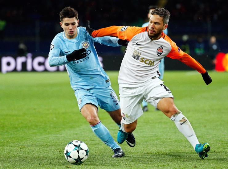 Brahim Diaz was handed the chance to impress off the bench