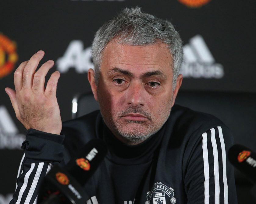 Image result for Man Utd v Man City: Jose Mourinho on Pep Guardiola's 'political message'