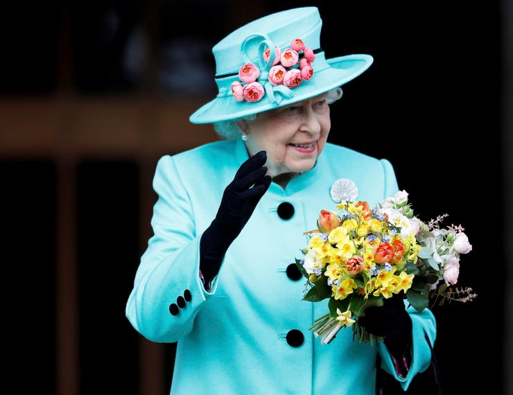 The Queen has already been acquainted with Ms Markle