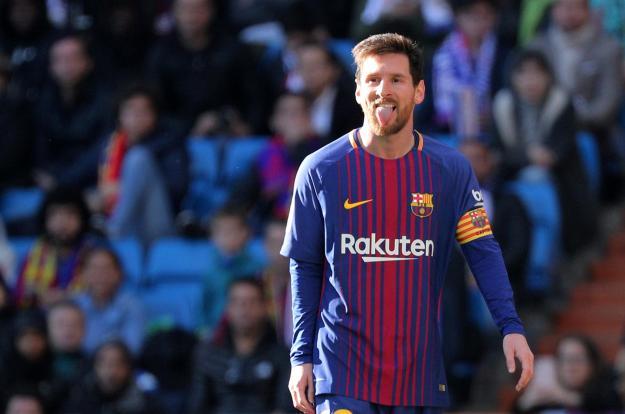 Lionel Messi won four consecutive Ballon d'Or awards