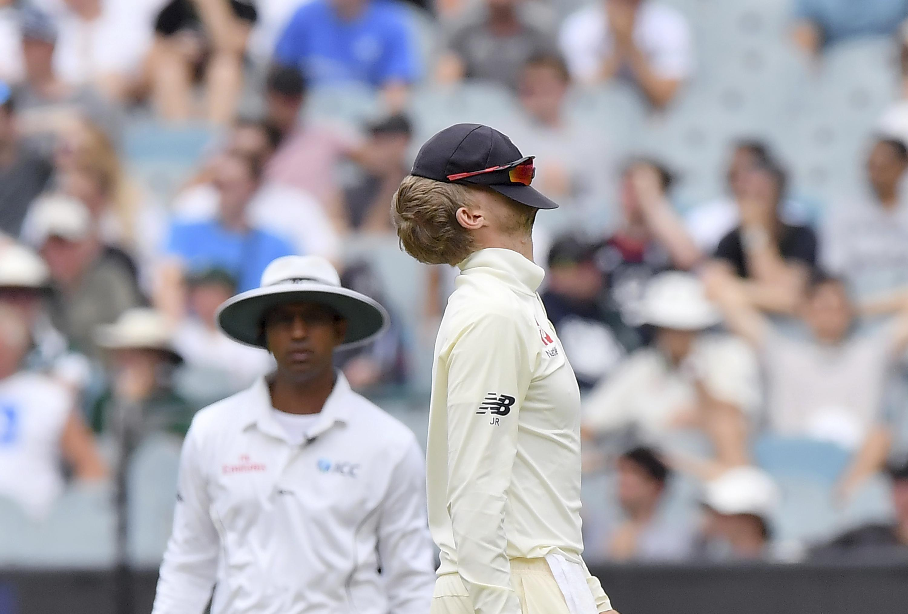 Joe Root and Co were left frustrated as England couldn't force a win