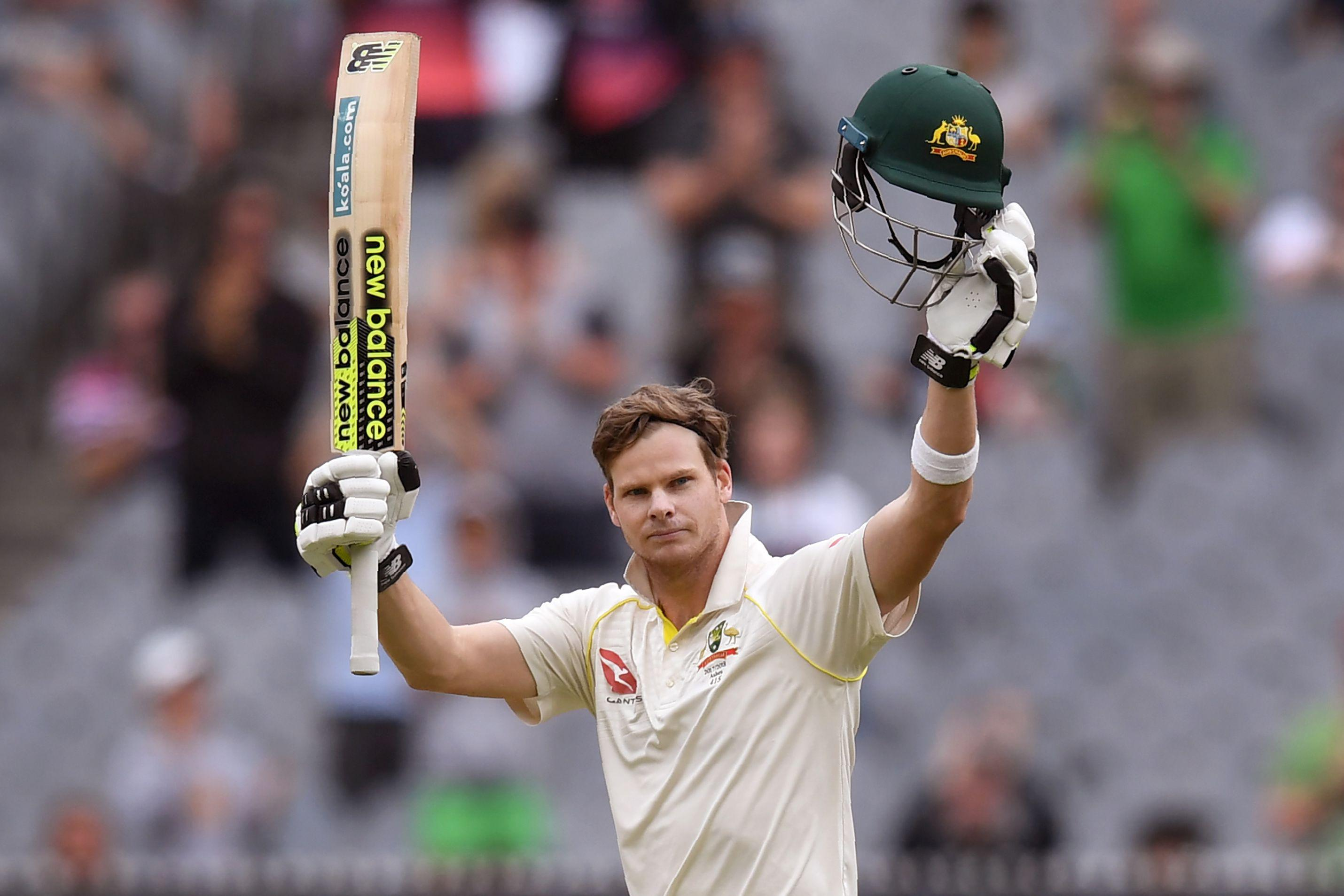 Steve Smith scored another century to deny England a victory in Melbourne