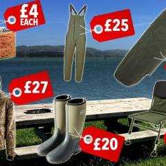 Lidl Fishing Chair Timber Ridge Chairs There S Something A Little Bit Fishy About Aldi Latest Range Of Accessories