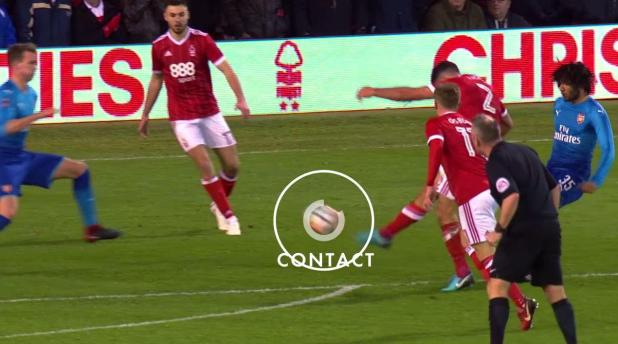 gillette4 - Sensational Eric Lichaj strike that dumped Arsenal out of FA Cup wins Gillette Precision Play of the weekend