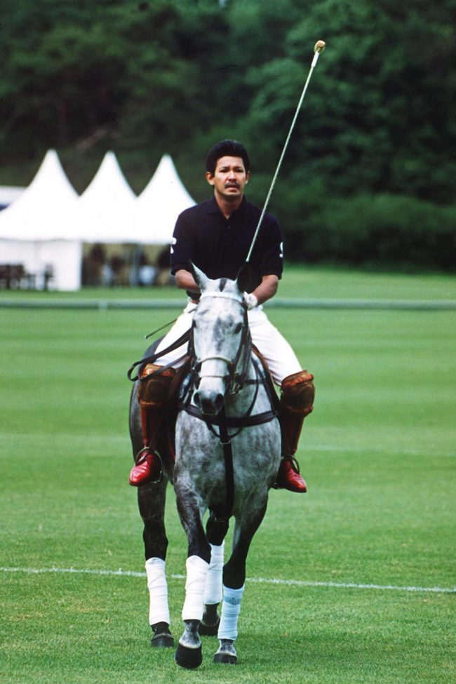 Jefri Bolkiah was the playboy of the Brunei royal family