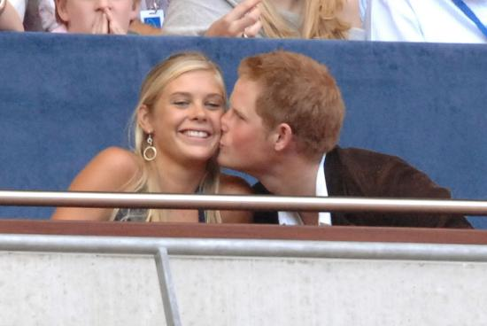 Who dated Prince Harry