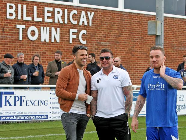 nintchdbpict000313486094 - Jamie O'Hara clashes with millionaire Billericay Town boss in row over fiancée Elizabeth-Jayne Tierney
