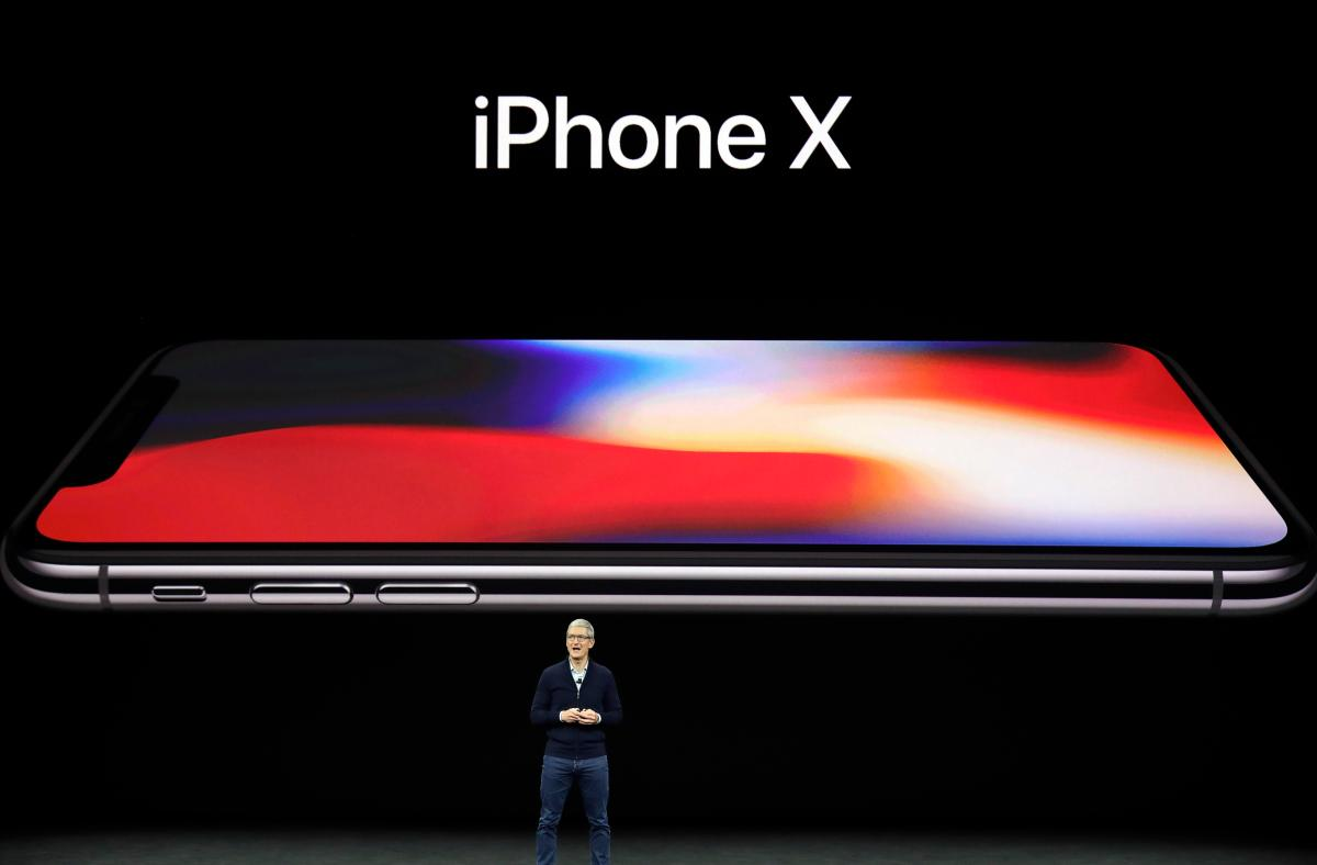 The iPhone X is Apple's most expensive handset ever, costing anywhere from £999 to £1,149