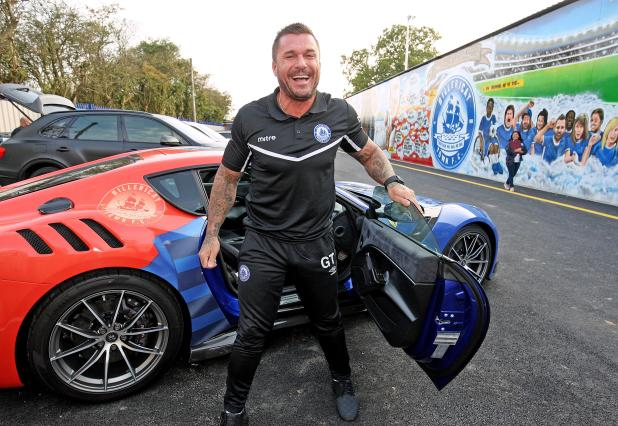 nintchdbpict000359600985 - Jamie O'Hara clashes with millionaire Billericay Town boss in row over fiancée Elizabeth-Jayne Tierney
