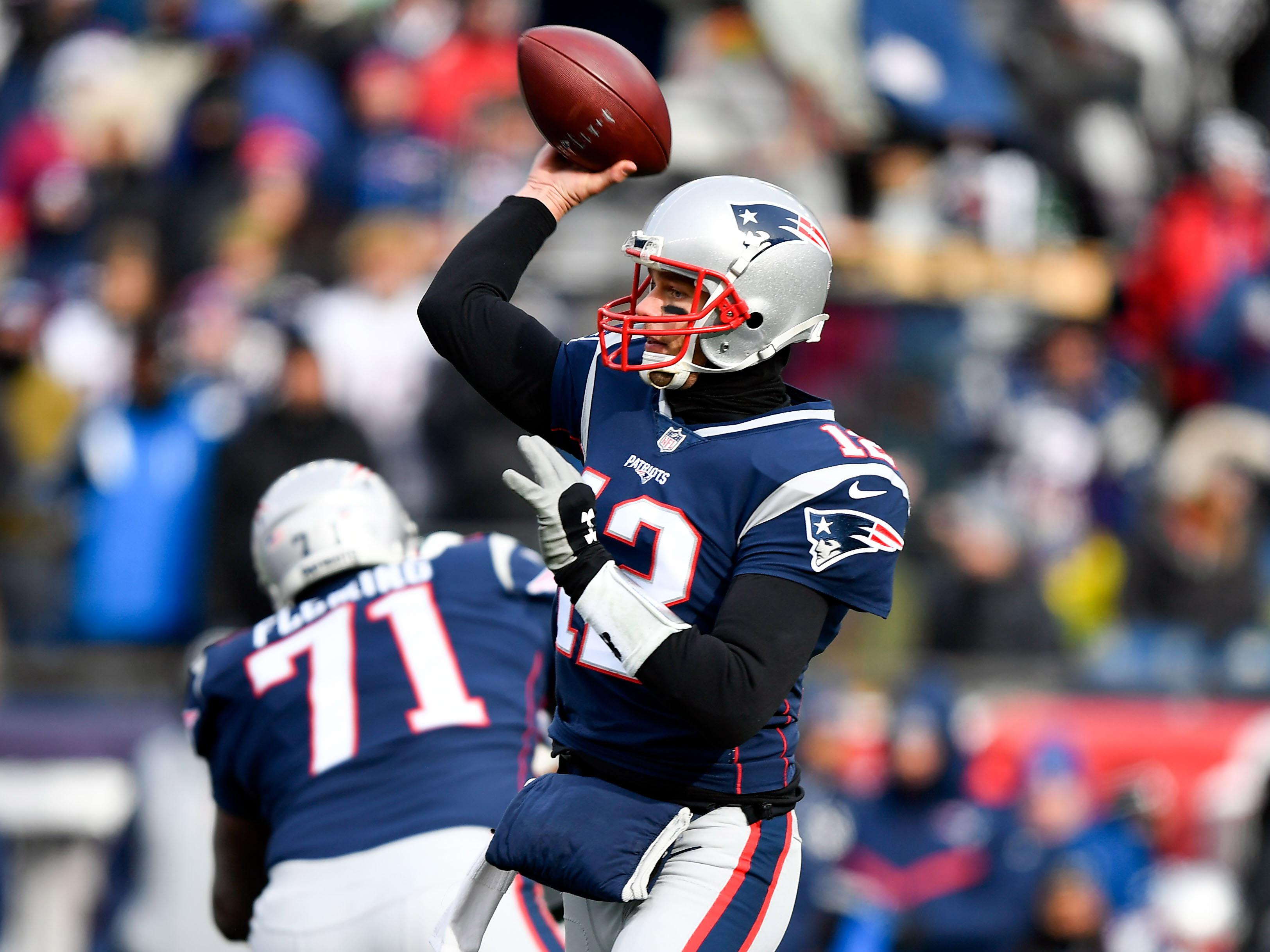 Tom Brady is looking for an incredible sixth Super Bowl title
