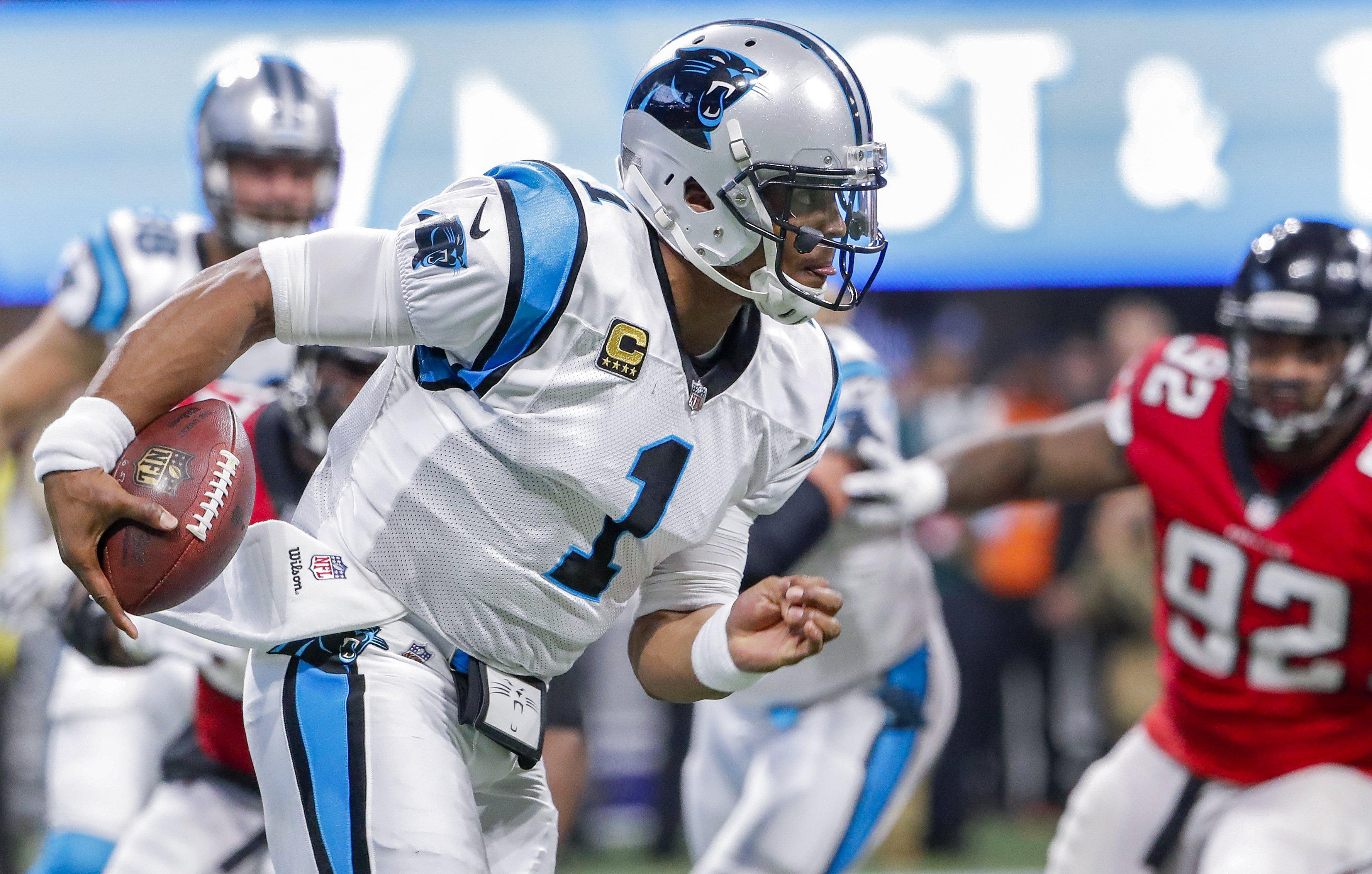 Cam Newton will come alive on the big stage under the play-off lights