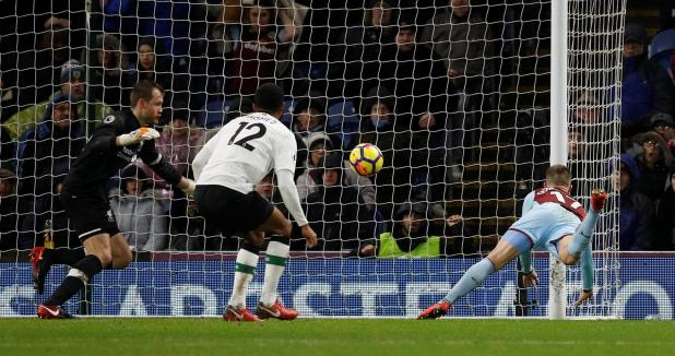 nintchdbpict000375692805 - Burnley 1 Liverpool 2 match highlights: Ragnar Klavan saves Jurgen Klopp's bacon with last-gasp winner for rotated Reds