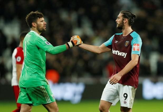 nintchdbpict000375846733 - West Ham 2 West Brom 1: Watch highlights as Andy Carroll bags 94th-minute winner to seal dramatic three points for Hammers
