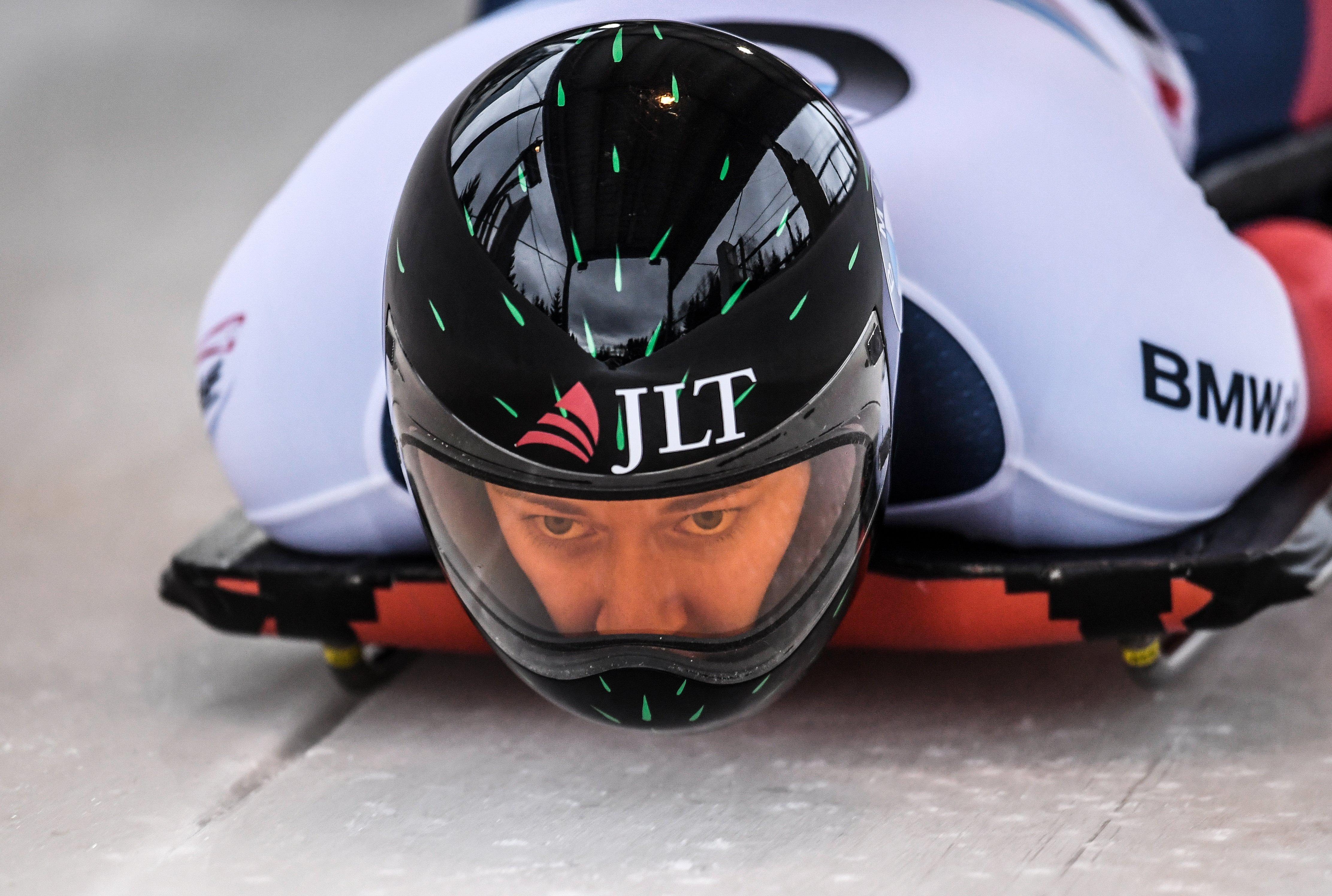 Lizzy Yarnold has struggled in the run-up to the 2018 Games