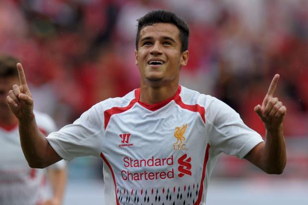 nintchdbpict000376454216 - Liverpool transfer information: Barcelona finally confirm £142m capture of Brazilian star Philippe Coutinho from Liverpool