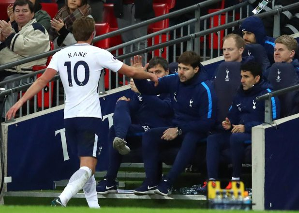 nintchdbpict0003766801911 e1515452146854 - Harry Kane reveals he's had no contract talks with Tottenham and is not aware of any soon – despite boss Mauricio Pochettino warning Spurs chiefs to look after him