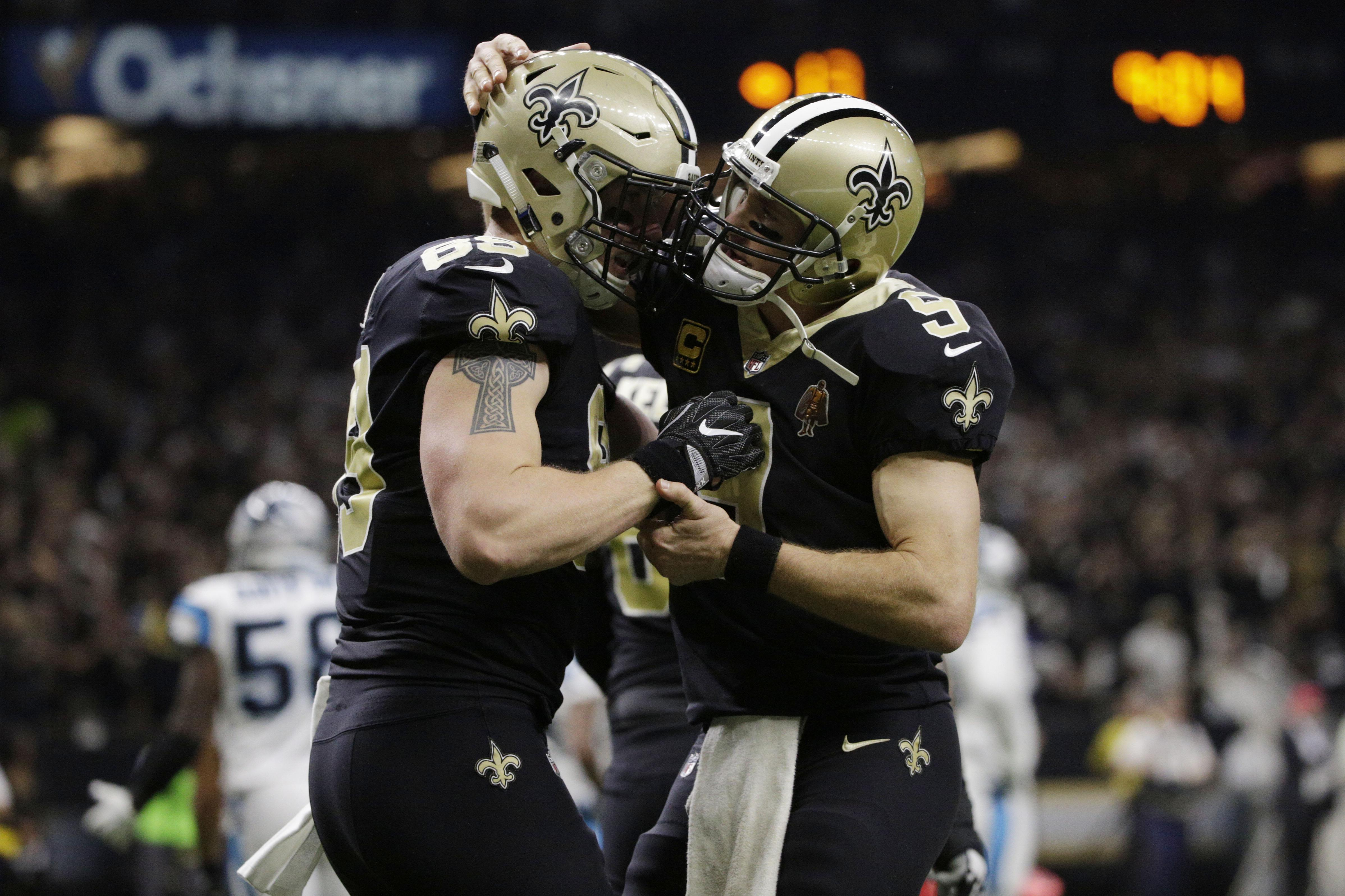 New Orleans Saints beat the Carolina Panthers last week to advance to a clash with Minnesota