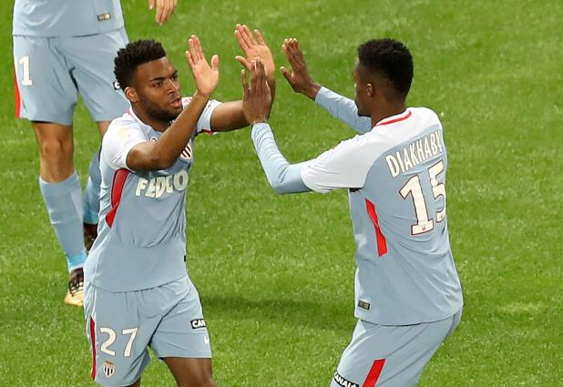 nintchdbpict000377202998 - Nice 1 Monaco 2: Arsenal and Liverpool target Thomas Lemar drives up price with opening goal in French League Cup