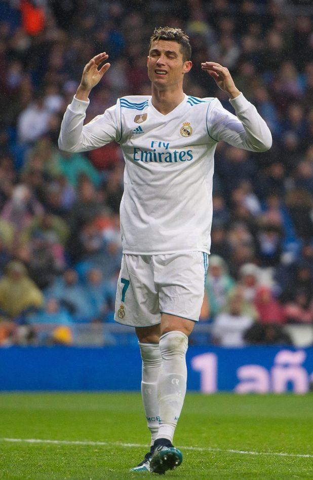nintchdbpict000377993633 e1515922199707 - Real Madrid president Florentino Perez to offer PSG Cristiano Ronaldo plus 'large amount of cash' for Neymar