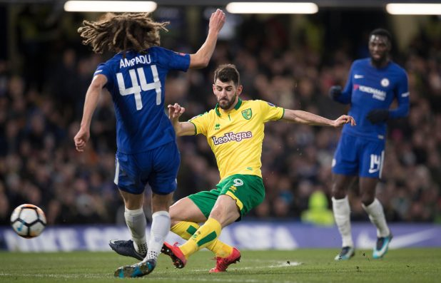 nintchdbpict000378863469 e1516225703202 - Chelsea 1 Norwich 1 (Five-Three pens) match highlights: Willy Caballero the hero as nine-man Blues survive dramatic shootout