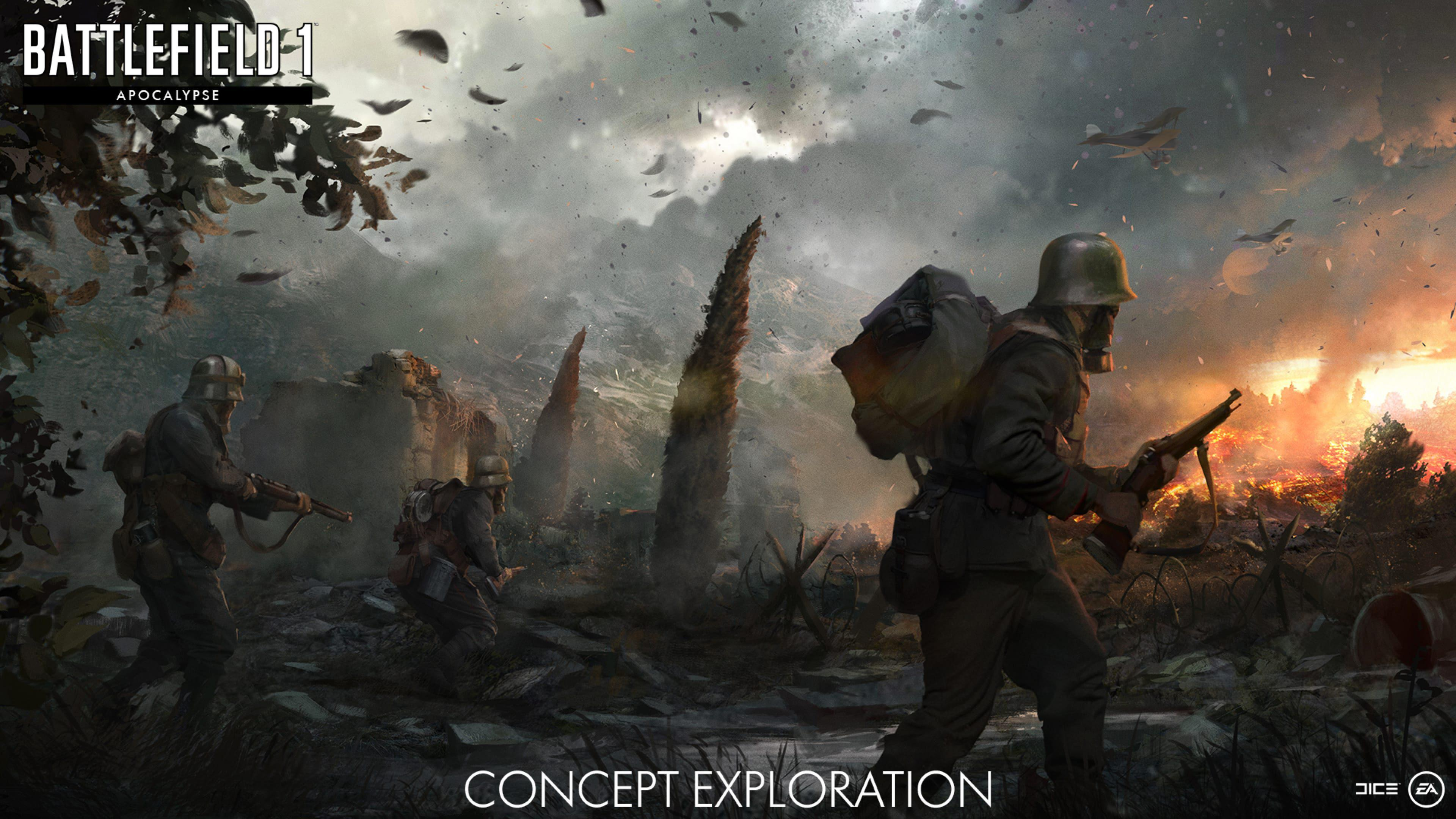 battlefield 1 apocalypse expansion