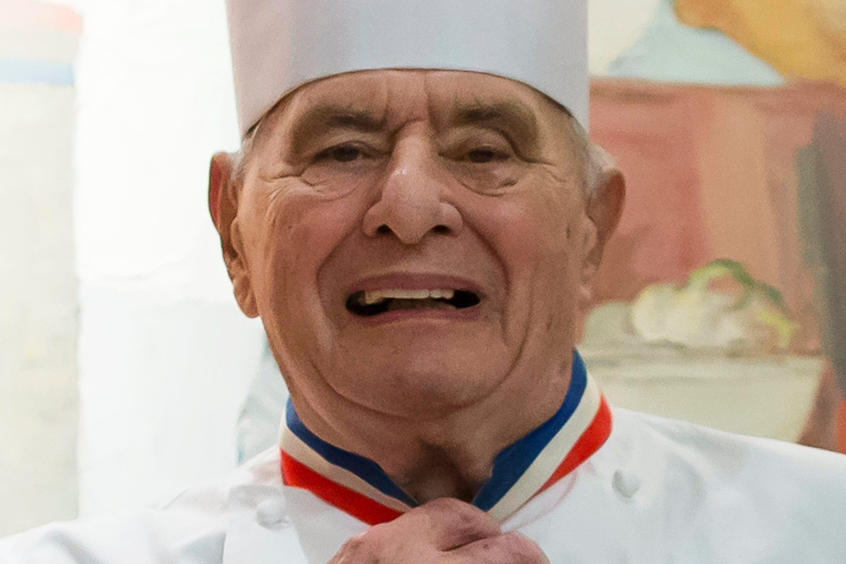 Chef Paul Bocuse dead aged 91 – 'Pope of French cooking' dies after battle with Parkinson's disease