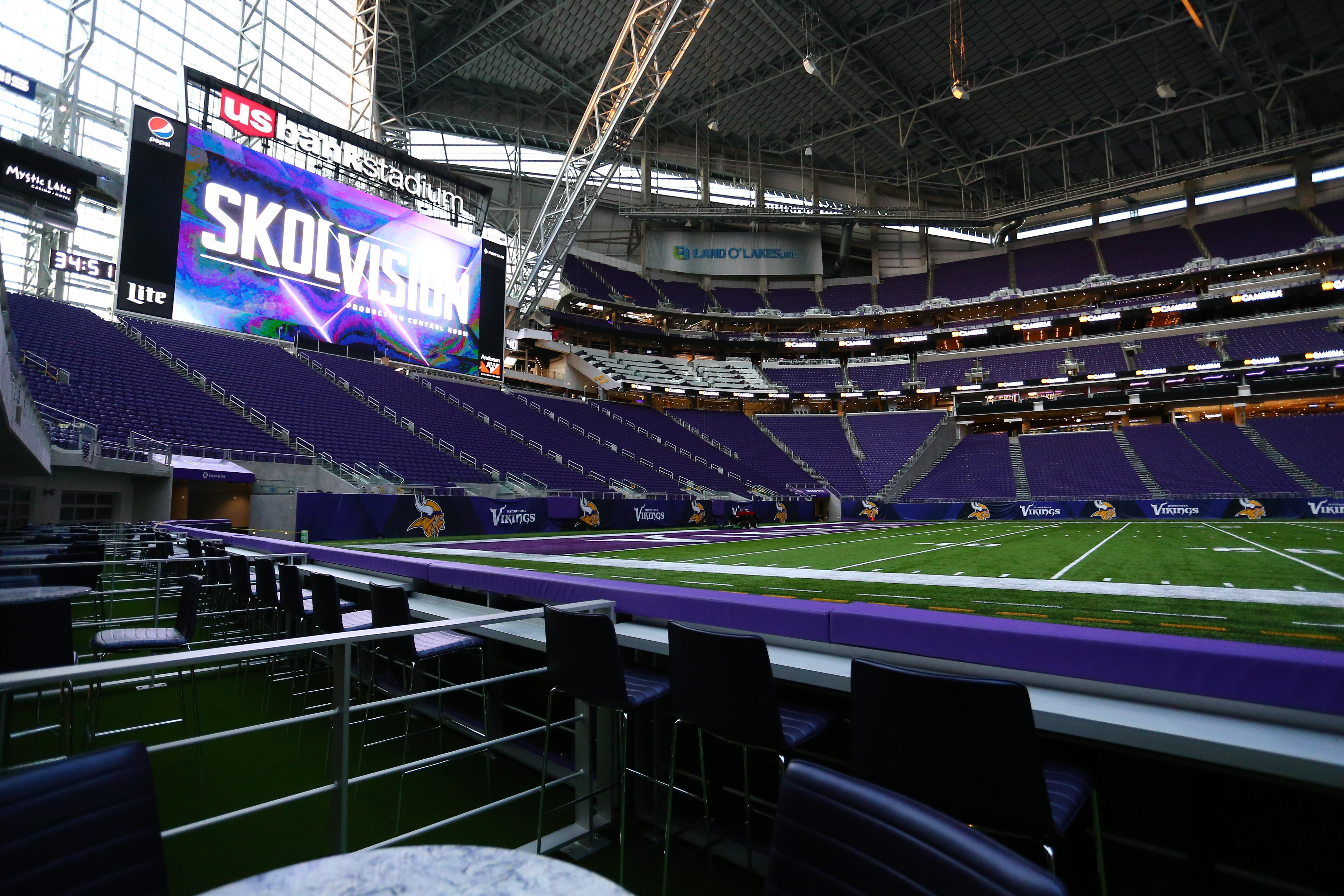 US Bank Stadium is a venue for the natives to be proud of
