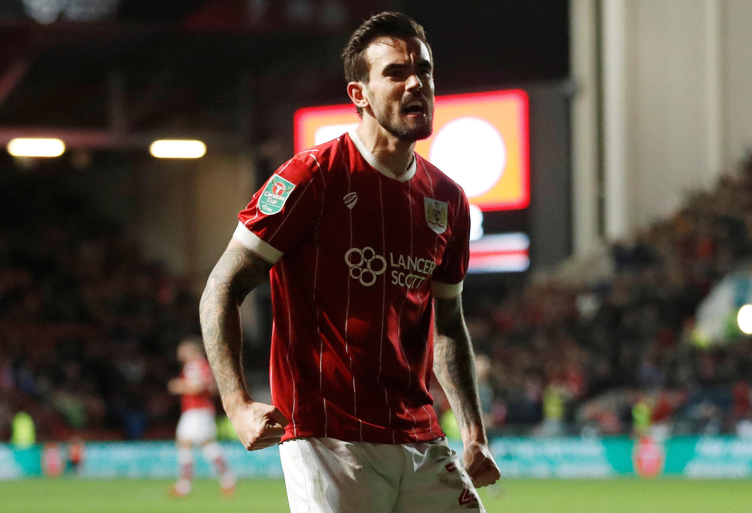 Bristol City made a valiant late effort to send the game to extra time