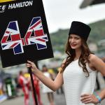 What Are Grid Girls How Much Do They Get Paid And Who Are The Grid Kids Set To Replace Them